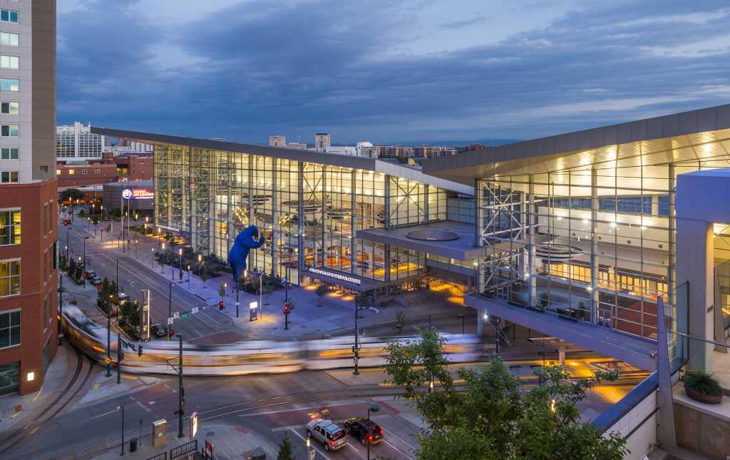 Colorado Convention Center In Denver Visit Denver