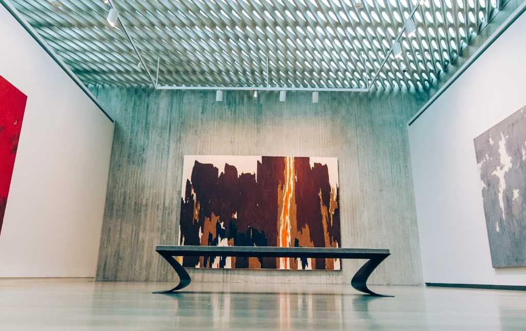 Must See Denver Art Exhibits VISIT DENVER Unique Interior Design School Denver Painting