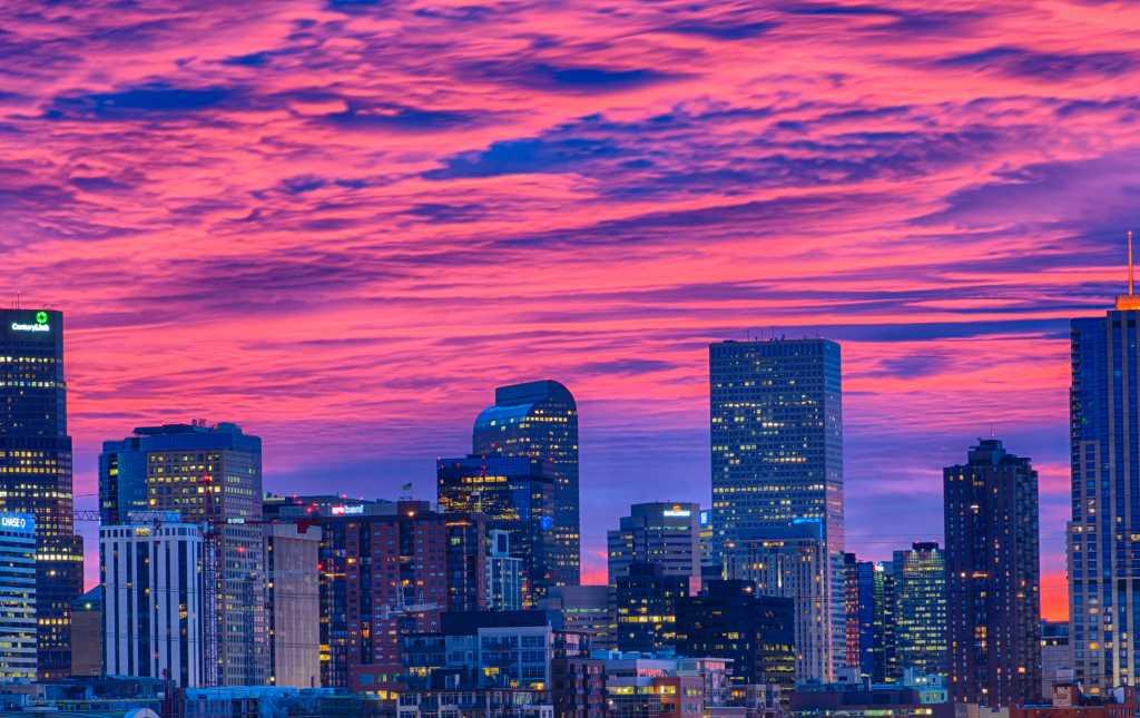 Fall Winter In Denver Visit Denver
