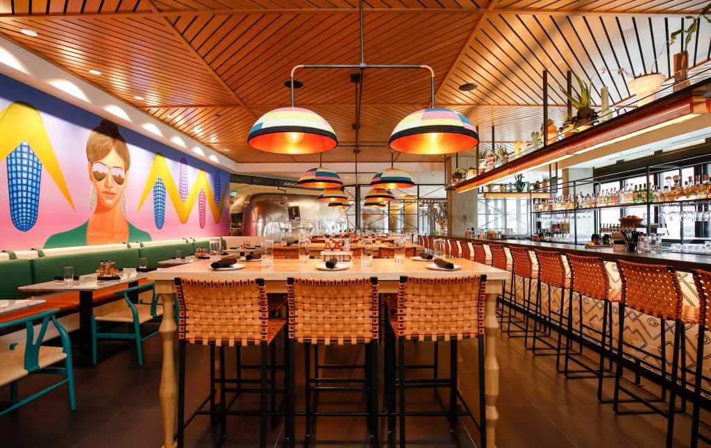 The Maven Hotel Kachina Southwestern Grill Restaurants Dining In Denver