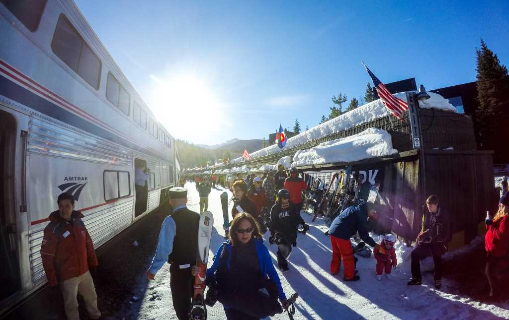 Mountain Transportation Visit Denver