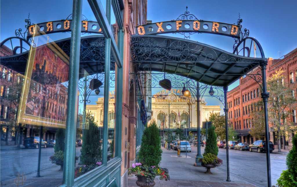 Historic Denver Hotels