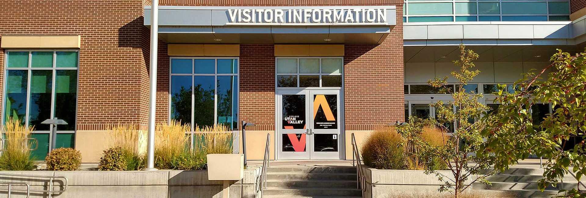 Explore Utah Valley visitor center