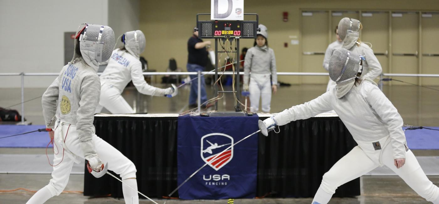 USA Fencing 2017 January North American Cup