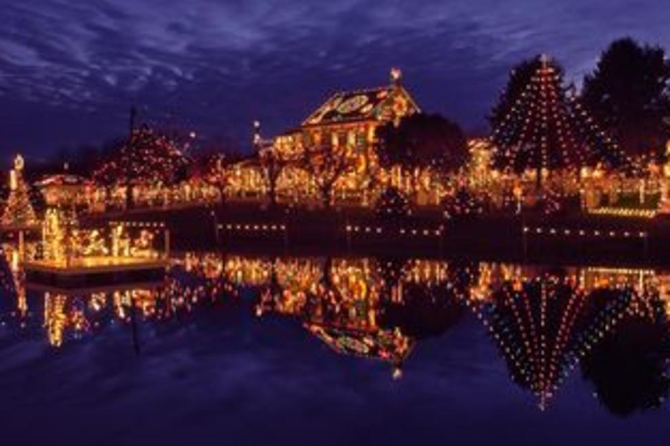 Koziar's Christmas Village - A Must See Attraction This Holiday Season!