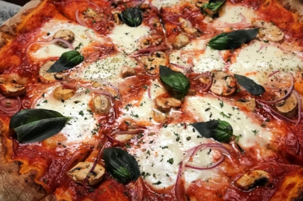 Defazio's pizza