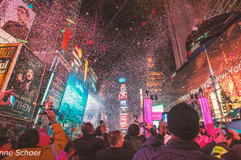 10 Top Ways to Spend New Years Eve in New York