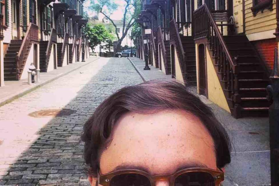 New York Summer Selfie