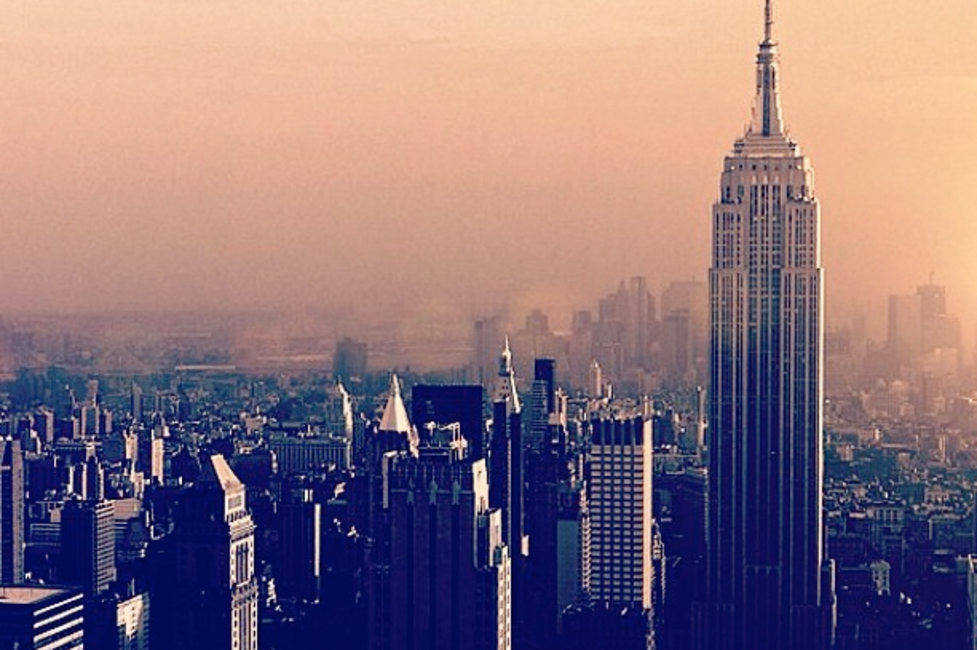 photo of the week empire building
