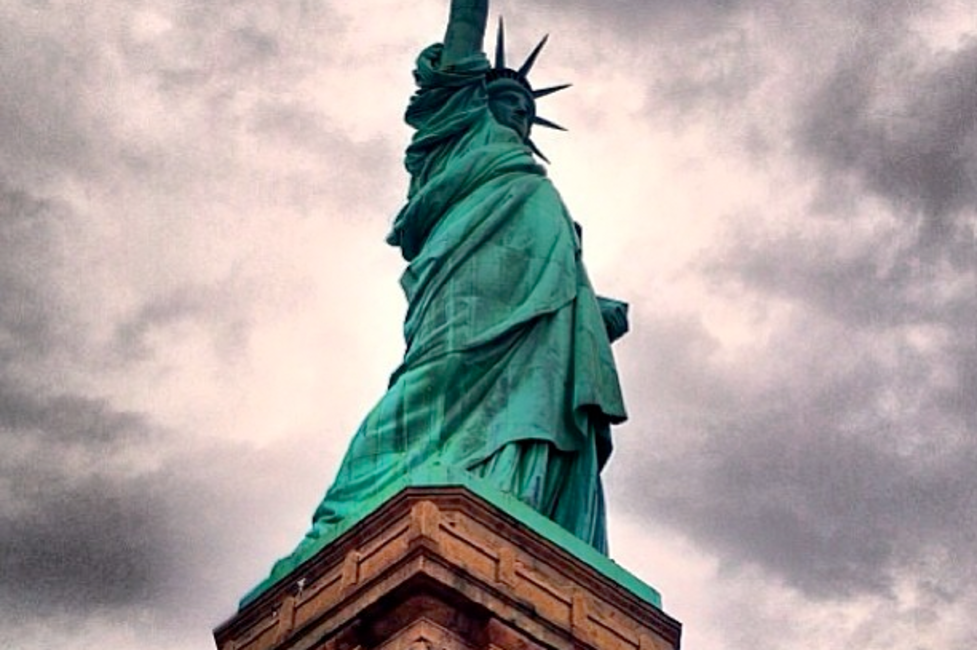 statue of liberty pic ogf the week