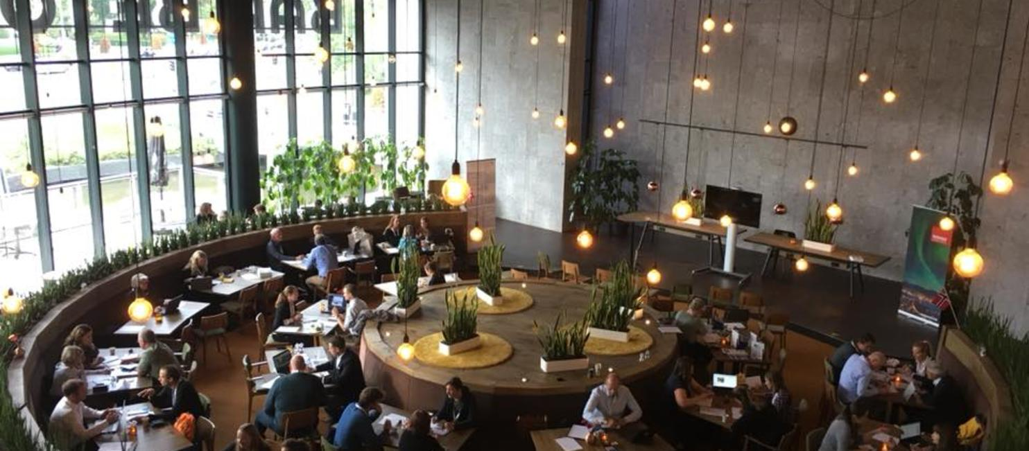 Norway Connect Bar Beton Utrecht 2018