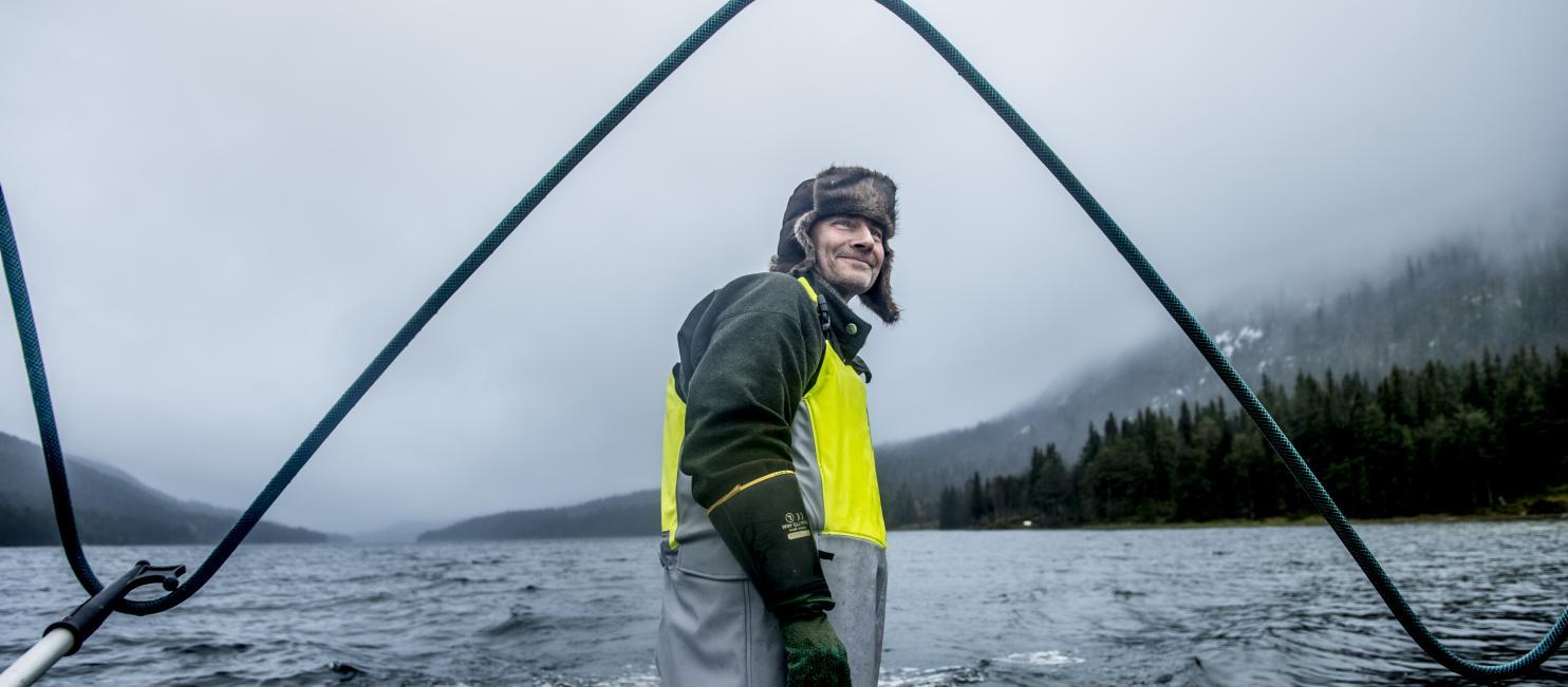 Jotunheim fisk, Espedalen