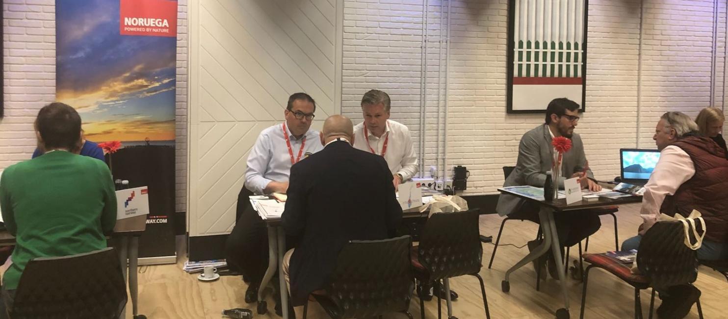 Digital workshop i Spania