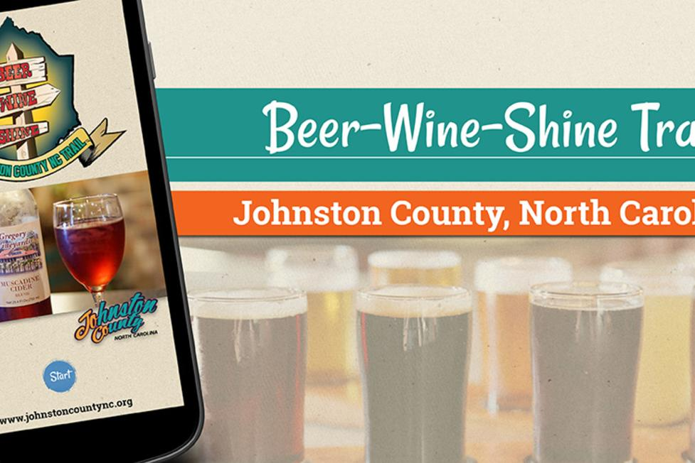 The Beer Wine And Shine Trail Now Has An App