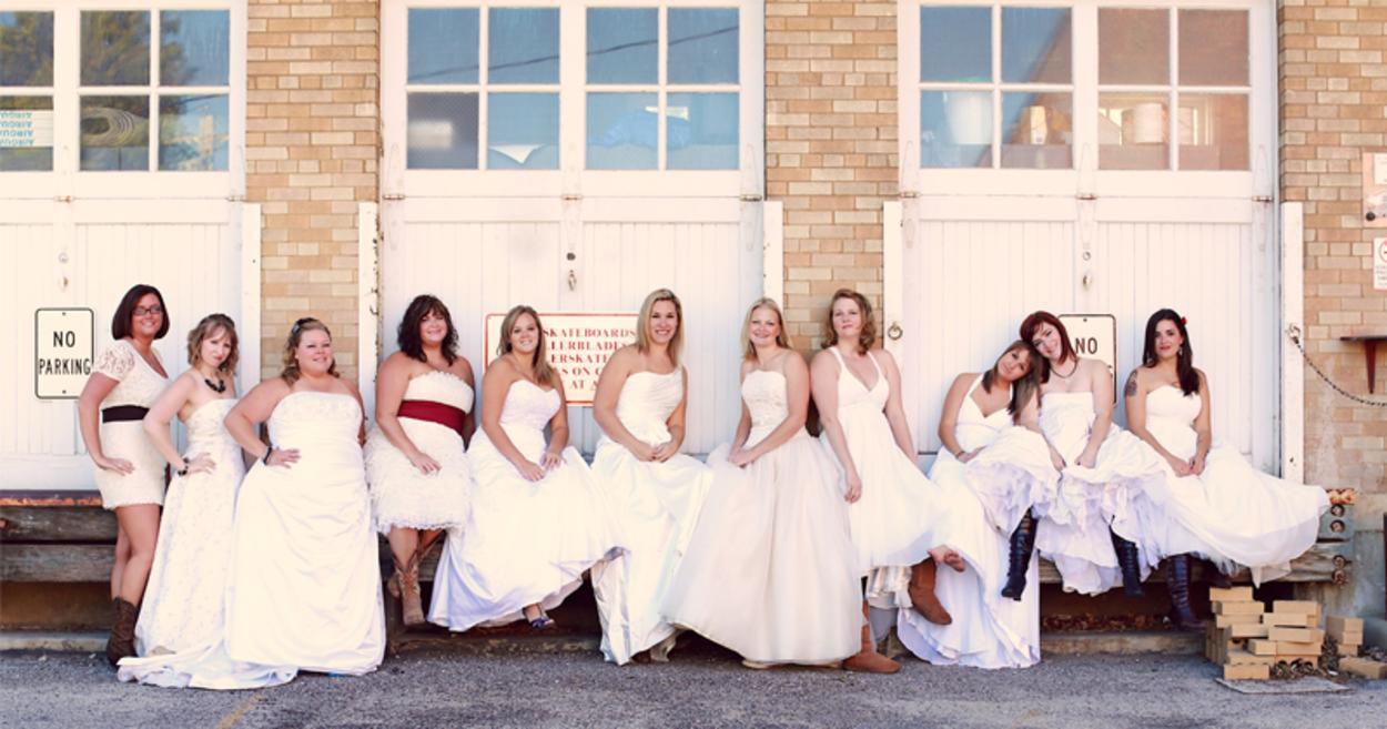 Brides Unbridled