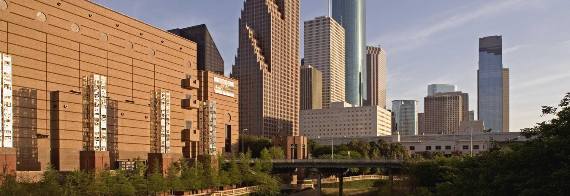 What\'s Around the Houston Convention Centers