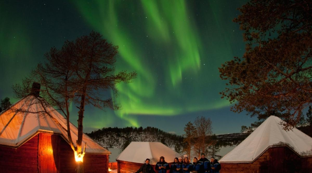 Northern lights in Norway | Best places to see the aurora borealis