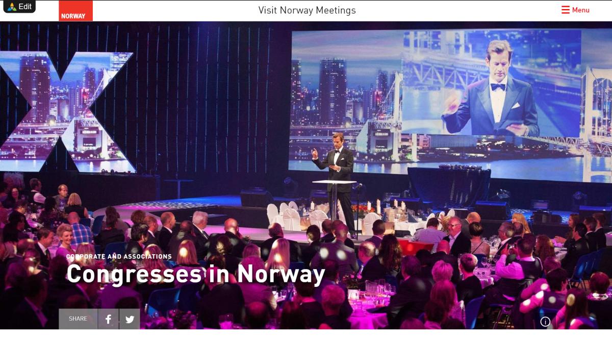 Congresses in Norway
