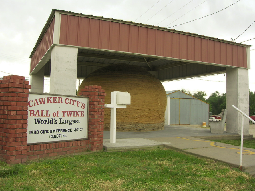 Cawker City Twine