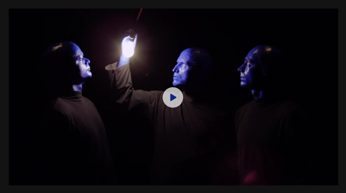 Blue Man Group Thumbnail