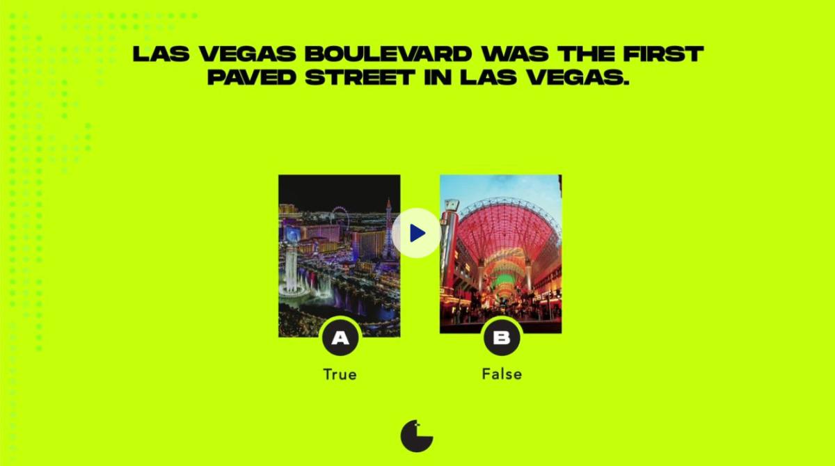 Vegas Trivia