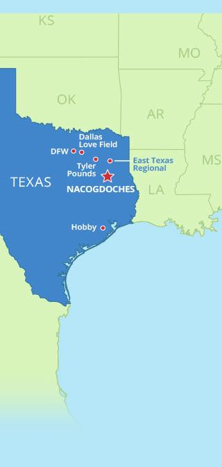 Visit Nacogdoches Hotels Events Amp Things To Do