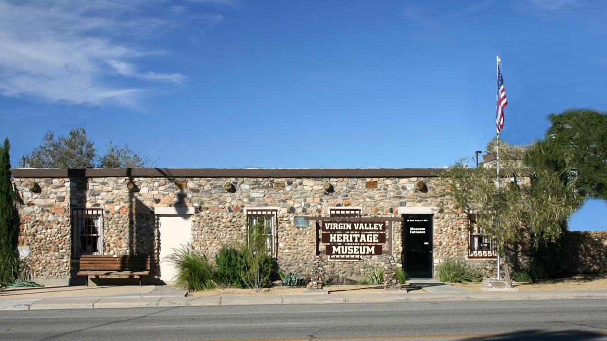 Virginia Museum Mesquite