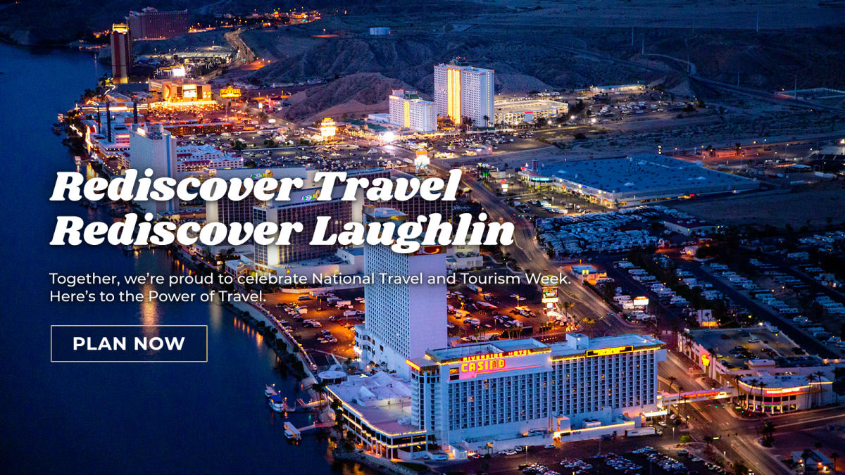 National Travel Tourism Week Laughlin