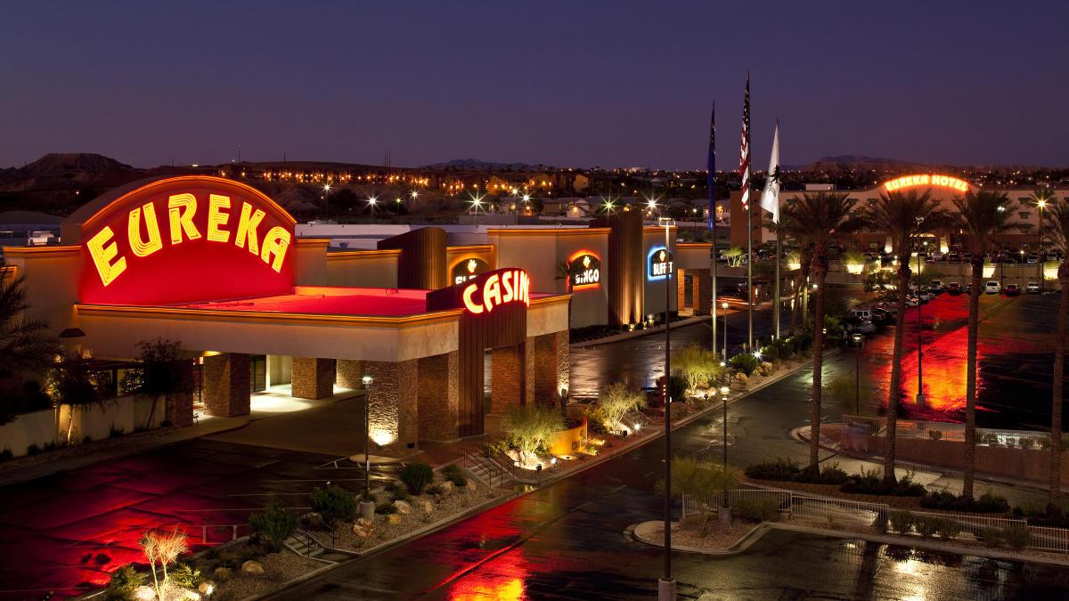 Eureka Casino Resort in Mesquite, Nevada