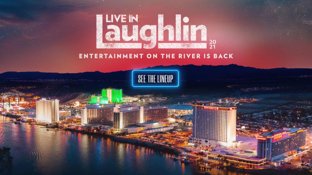 Live in Laughlin Desktop