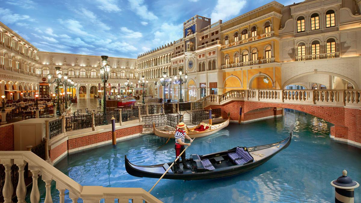 The Venetian Gondola