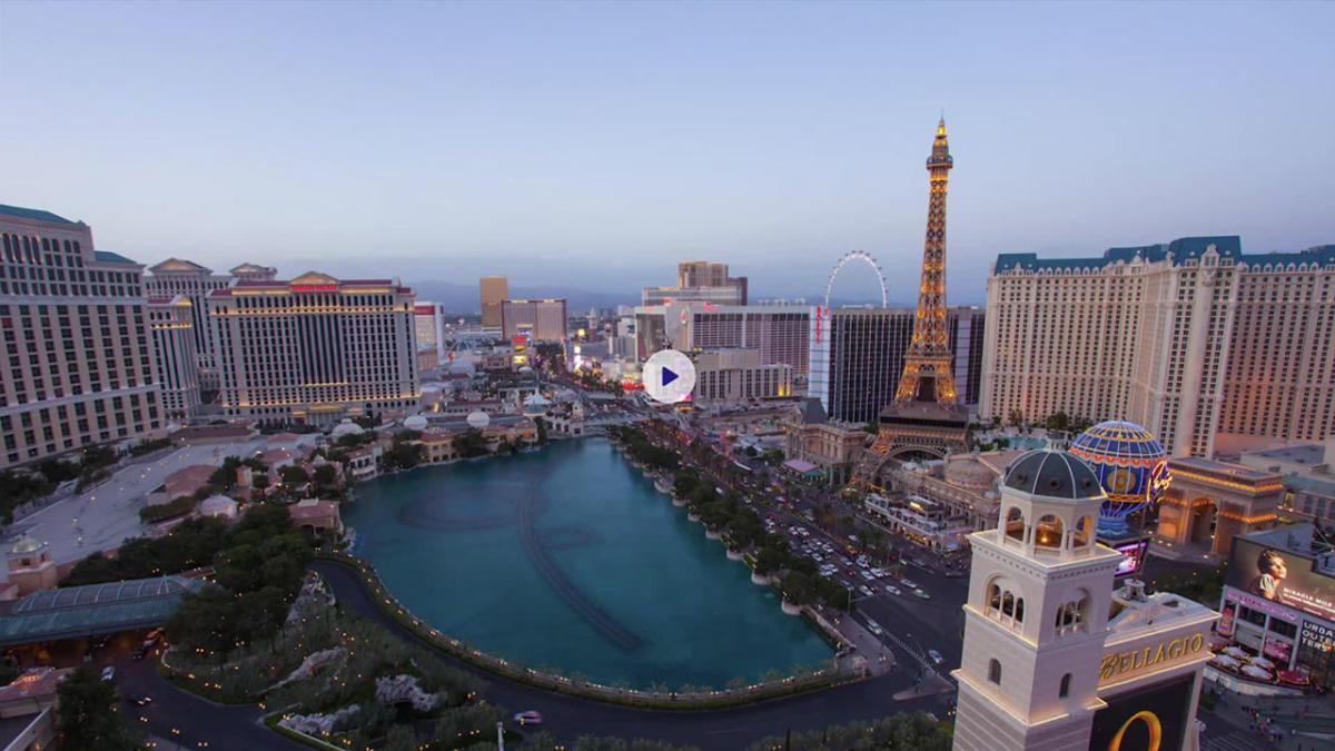 Las Vegas Strip Video Preview