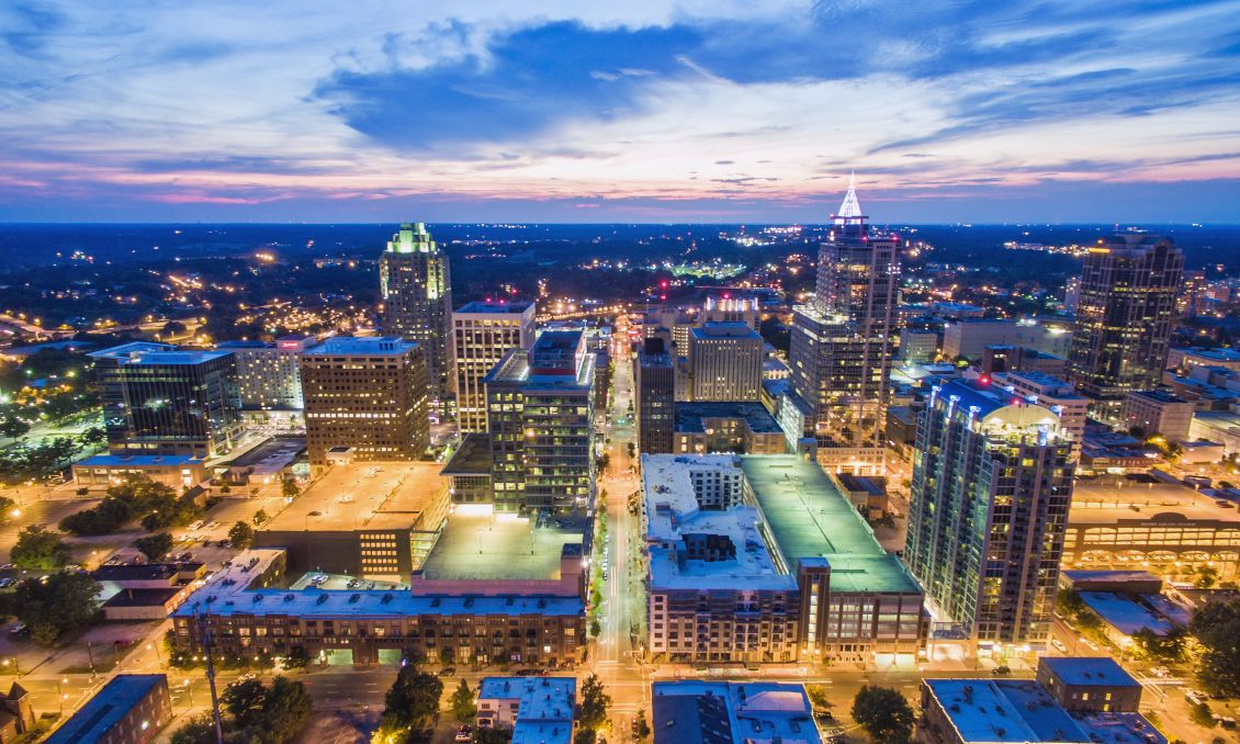 More About Downtown Raleigh