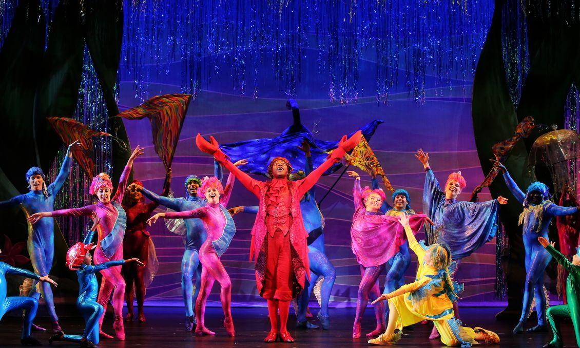 The Little Mermaid/N.C. Theatre