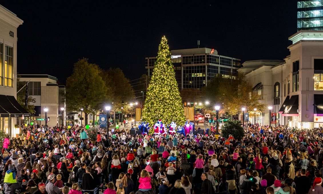 Holiday Traditions in Raleigh, N.C.