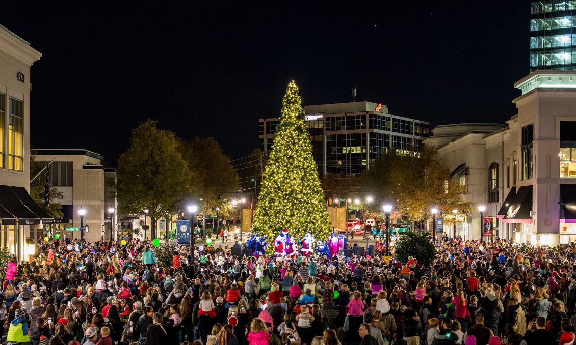 North Hills Tree Lighting Celebration