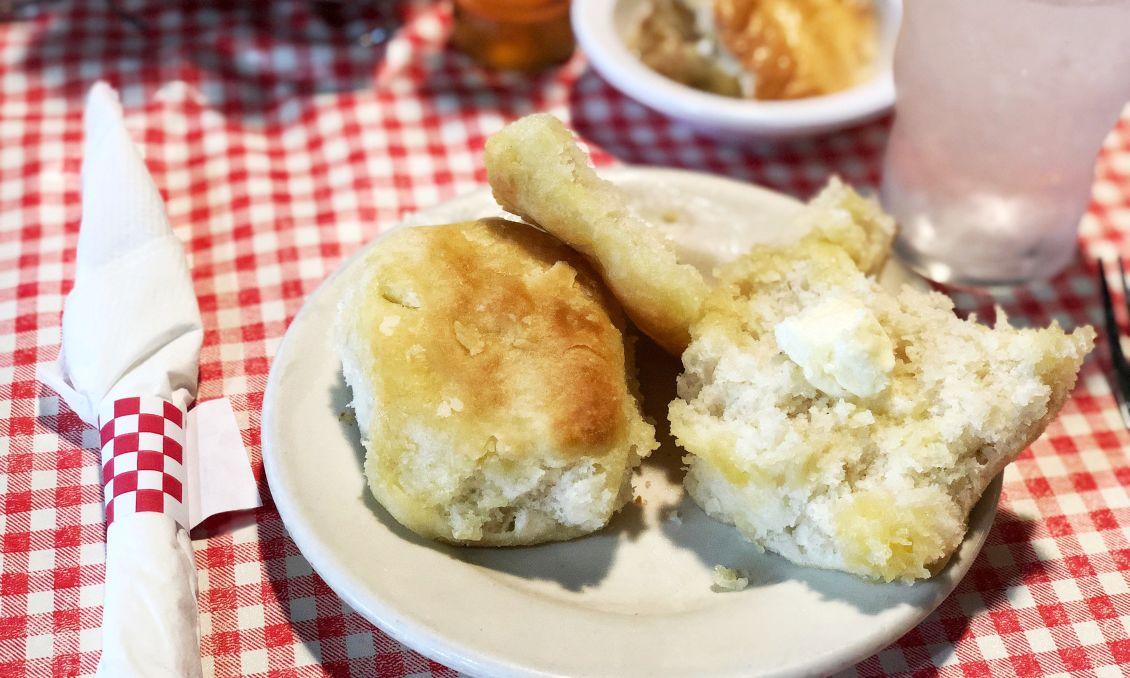 Big Ed's City Market Restaurant Biscuit