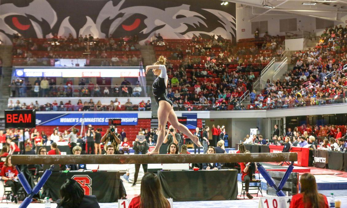 NCAA Women's Gymnastics 2018