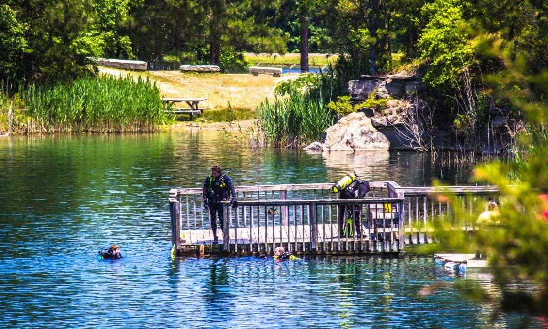 Rolesville Fantasy Lake