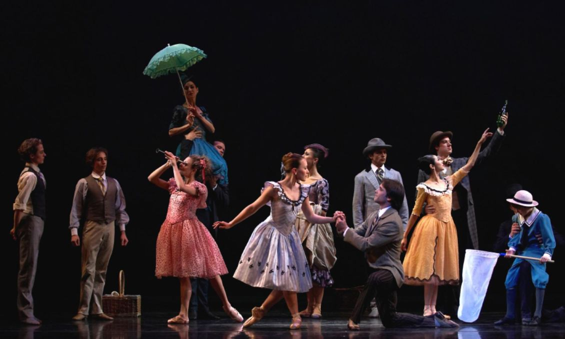 Carolina Ballet at the Duke Energy Center for the Performing Arts