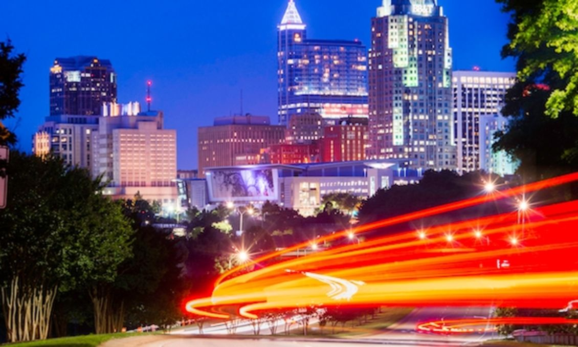 48 Hours in Raleigh