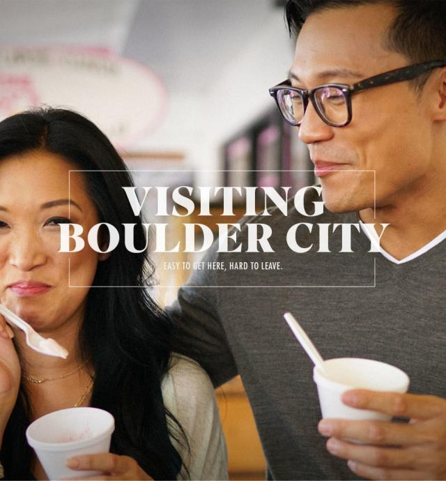 Directions to Boulder City | Getting Here & Travel Planning