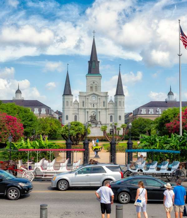12 Months of New Orleans