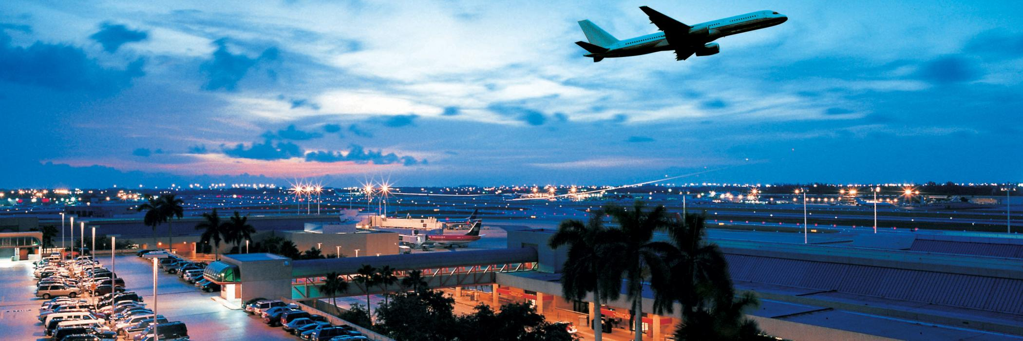 Fort Lauderdale airport is 26th airport in US to have Clear biometric security checks