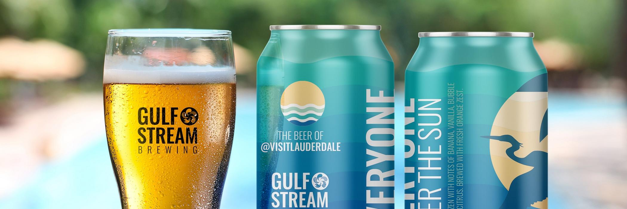 Gulf Stream Brewery's Everyone Under the Sun Beer