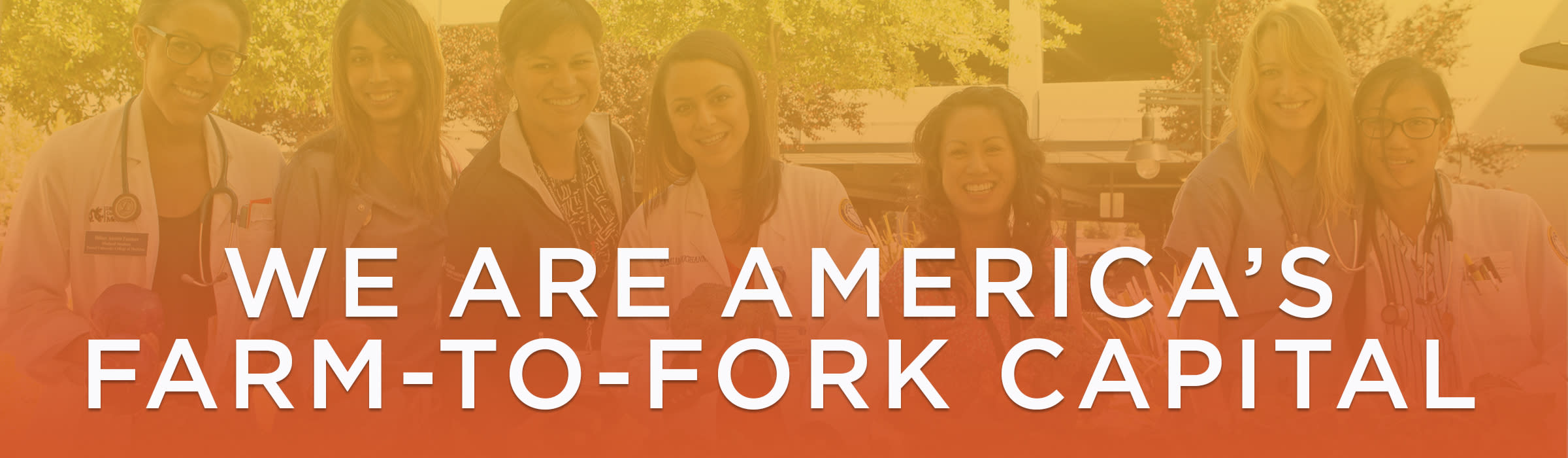 We Are Farm-to-Fork