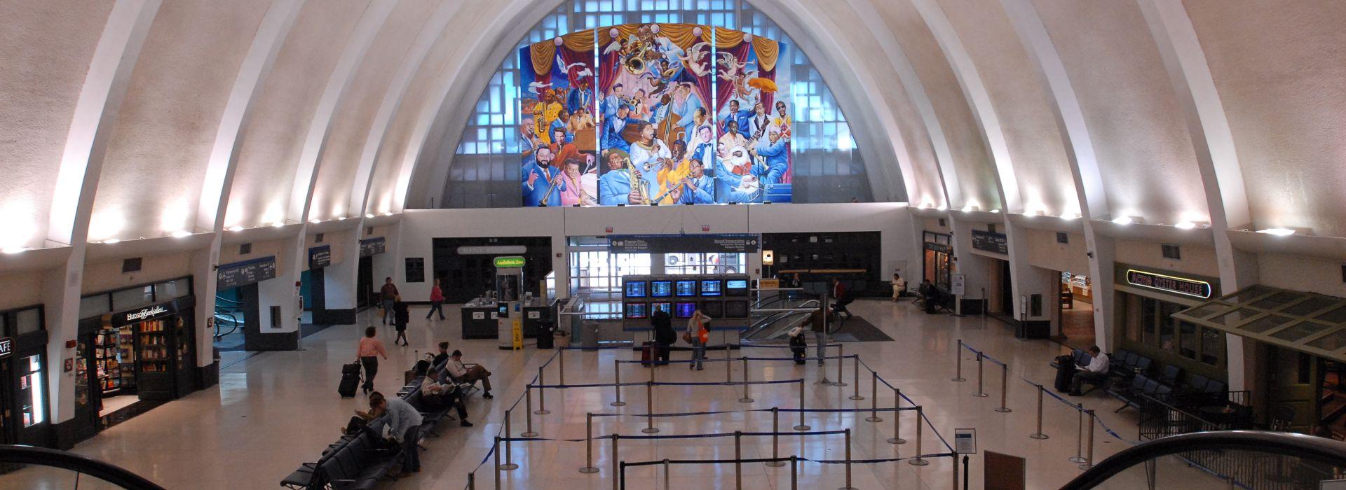 New Orleans International Airport