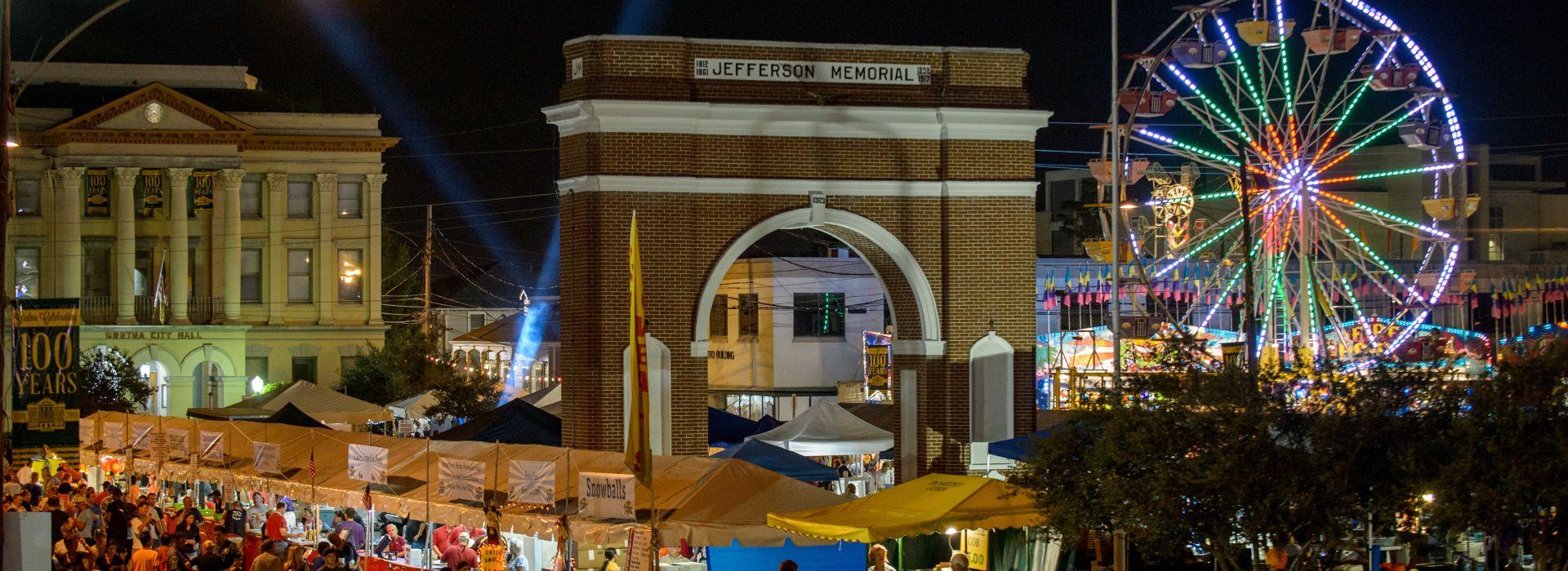 Gretna Heritage Fest