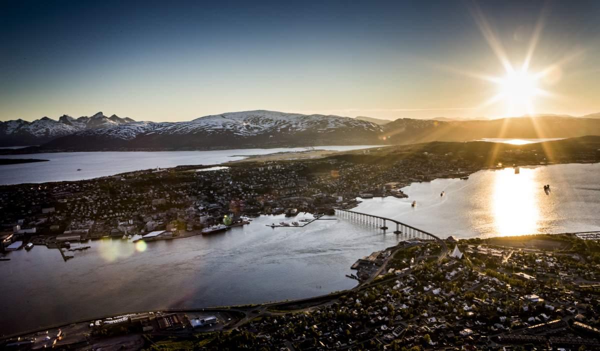 درباره ی کشور نروژ ، آب و هوا
