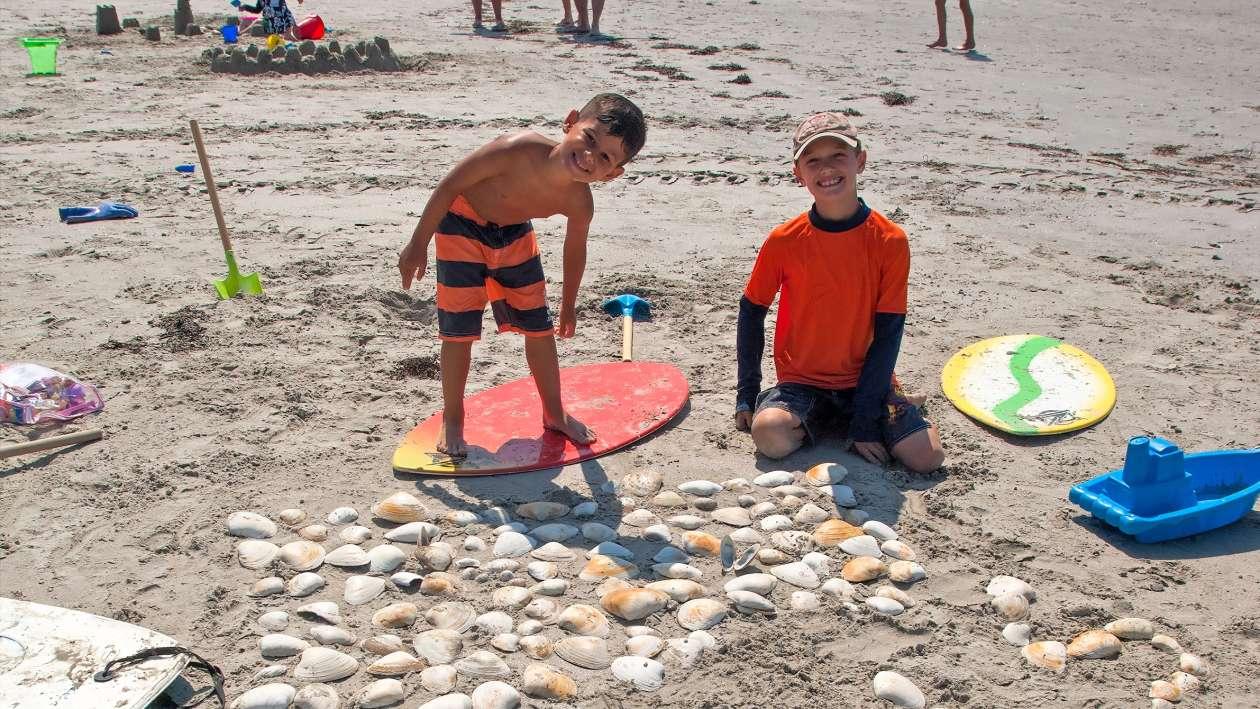 Roger W Wheeler State Beach-Narragansett-South County